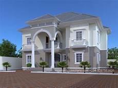 5 Bedroom Duplex Design 5 Bedroom Duplex Ref 5020 Nigerianhouseplans