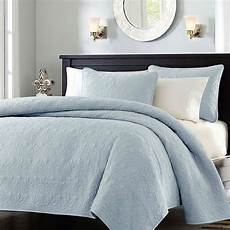 size quilted bedspread coverlet with 2 shams