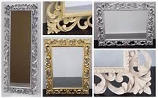 cornici x specchi pratelli mobili 187 specchi barocco a confronto idee e