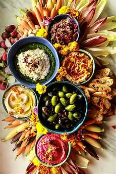 the ultimate vegan appetizer platter christo