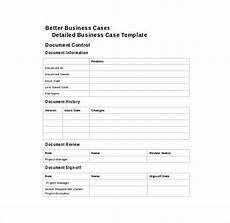 Business Word Template 13 Business Case Templates Pdf Doc Free Amp Premium