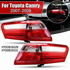2008 Toyota Camry Light Bulb 1 Pair Car Light Brake Lamp With No Bulb Replacement