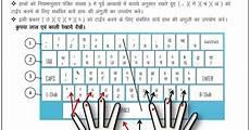 Hindi Typing Chart Latest Hindi Typing Chart Pdf Download Hindi Typing Book Pd