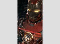 aq05 ironman 3d red game avengers art illustration hero
