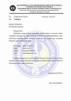 contoh surat undangan maulid nabi doc surat 25