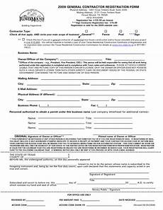 Contractor Contract Sample General Contractor Contract Template Free Klauuuudia