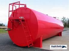 Aboveground Fuel Tanks Eagle Tanks 12 000 Gallon Double Wall Horizontal Ul 142