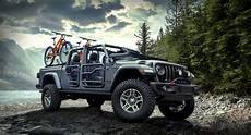 2020 Dodge Gladiator by The 2020 Jeep Gladiator Parades New Upgrades From Mopar In