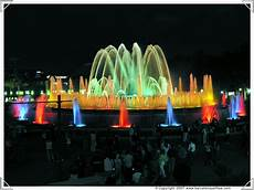 Barcelona Night Light Show Barcelona 2020 Pictures Magic Fountain Barcelona