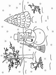 Ausmalbilder Winter Ausdrucken Malvorlagen Winter Ausmalbilder Kostenlos Zum Ausdrucken