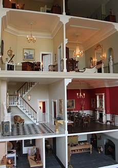 Design A Dolls House Inside Bespoke Dolls House Complete With Flickering