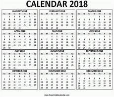 How To Make A 12 Month Calendar In Word 2018 12 Month Calendar Template Excel Template Calendar