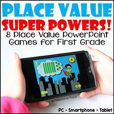 Powerpoint On Place Value Place Value Powerpoint Games For First Grade By