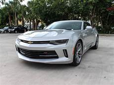 2018 Camaro Rs Lights Used 2018 Chevrolet Camaro 1lt Rs Pkg Coupe For Sale In