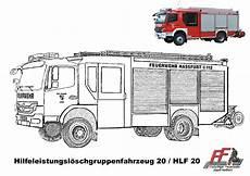 feuerwehr ha 223 furt ausmalbilder fahrzeuge ff ha 223 furt