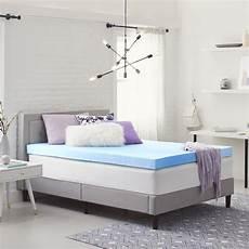 comfort revolution 4 quot memory foam mattress topper