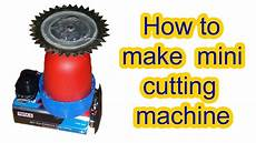 How To Create A Science Project How To Make Mini Cutter Machine Science Activities