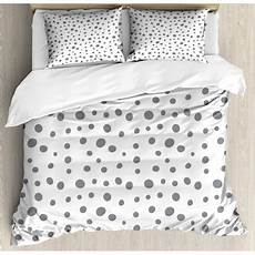 grey and white king size duvet cover set simplistic
