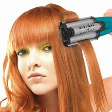 bed waver hair salon curling iron professional