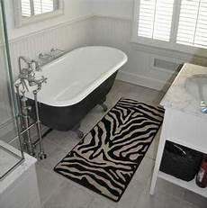 zebra bathroom ideas zebra print bathroom decor bring up the nature sensation
