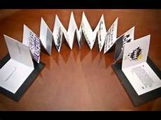How To Make A Booklet Creative Brochure Decorating Ideas Youtube