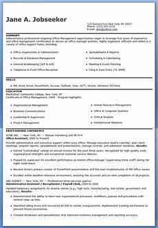 Sample Of Office Assistant Resume 18 Best Images About Resumes Amp Cover Letters On Pinterest