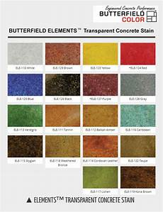 Stained Concrete Colors Chart Water Based Stain Concrete Stamped Concrete Supplies