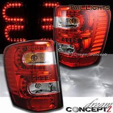 2000 Jeep Grand Cherokee Led Lights 1999 2004 Jeep Grand Cherokee L E D Lights Led Red
