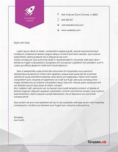 Letterhead Templates 45 Free Letterhead Templates Amp Examples Company