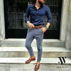 Light Grey Pants Brown Shoes If You Really Want To Stand Out Pick Grey Pants With