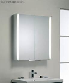 Bathroom Mirror Cabinet With Battery Lights Bathroom Mirror Cabinet With Light And Standalone Bahtroom