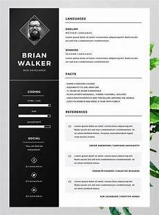 How To Design Resume 10 Best Free Resume Cv Templates In Ai Indesign Word
