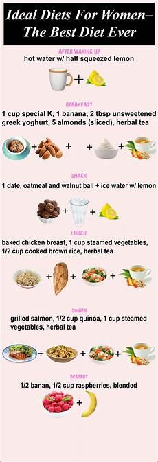 Best Diet Chart For Women 6 Ideal Diets For Women The Best Diet Ever Best Diets