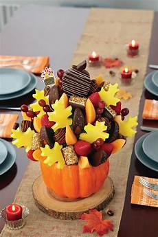 Working At Edible Arrangements 29 Fun And Healthy Edible Thanksgiving Centerpieces With