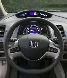 Honda Civic Dash Lights 2006 Honda Civic Dashboard