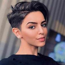 kurzhaarfrisuren 2019 frauen stylen 75 most flattering pixie haircuts for hair