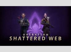 CS:GO new operation Shattered web details, features & new