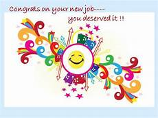 Congrats On New Job Card New Job Congratulations Quotes Quotesgram