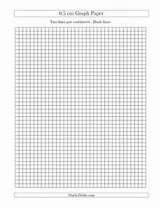 Graph Paper 8x11 0 5 Cm Graph Paper With Black Lines A