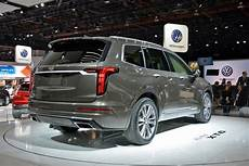 cadillac xt6 2020 2020 cadillac xt6 revealed ahead of 2019 detroit auto show
