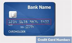 My Creditcard Number Credit Card Numbers Types And Information Banking24seven