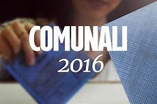 interno elezioni comunali elezioni comunali 2016 i risultati in tempo reale