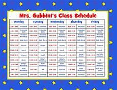 Teacher Schedule Aloha Kindergarten Daily Schedule Linky Party