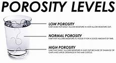 Hair Porosity Chart The Best Products For Curly Hair Texture And Porosity