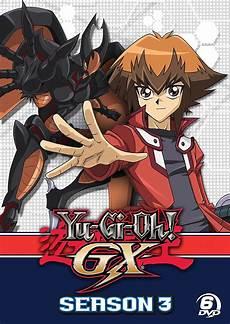 yu gi oh gx series 3 review anime uk news