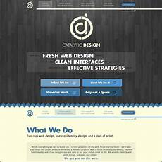 Catalyte Ic Design 80 Excellent Single Page Website Designs Creative