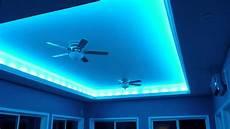 Light Tubes For Ceilings Crazy Lights Led Indirect Lighting For The Ceiling Youtube