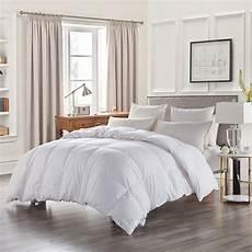 king size goose white comforters bedding 100