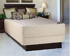extrapedic jumbo pillowtop king size mattress and box