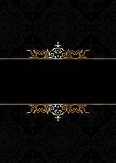 fondo elegante fundo elegante decorativo em preto e dourado de